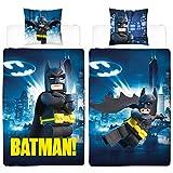 Lego Batman Movie Bettwäsche 2 tlg. 80x80   135x2