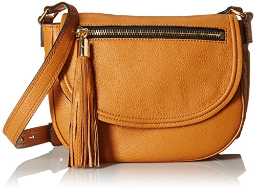 MILLY Astor Saddle, Caramel