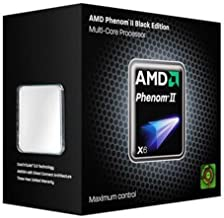 AMD Phenom II X6 1100T Processor, Black Edition (HDE00ZFBGRBOX)