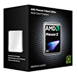 Phenom II X6 1100T Blk Ed AM3 3.3G 512KB 125W 3.7G Turbo 6MB Box