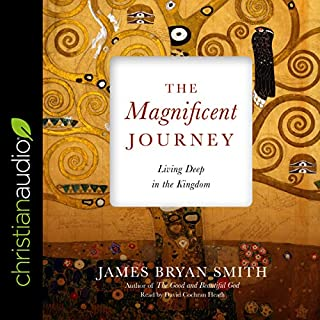 The Magnificent Journey audiobook cover art