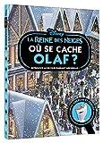 LA REINE DES NEIGES - Où se cache Olaf ? - Cherche et trouve - Disney - Retrouve-le en parcourant Arendelle !