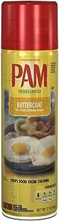 PAM de la mantequilla de spray cooking spray no stic King 482 bandeja de revestimiento de programa