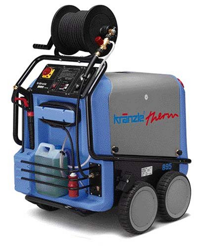 New Kranzle K1165 Hot Water Pressure Washer 2400PSI. Quality German Built Unit