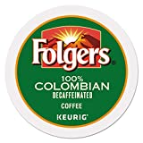Lively Colombian Decaf K-cup for Keurig Brewers, 24 Count