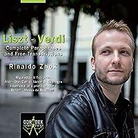 Liszt-Verdi-Complete Paraphrases & Free Transcript