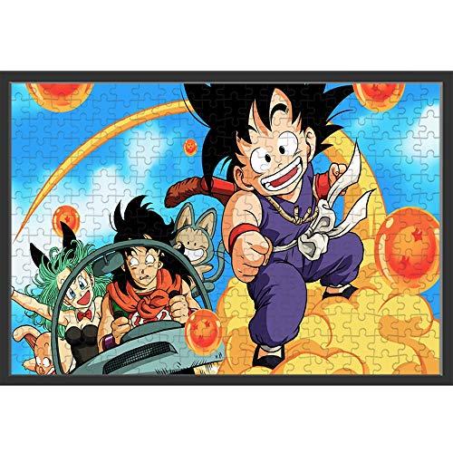 Serie Dragon Ball Z Educa Borras Puzzle 1.000 piezas Dragon Ball Z 18496