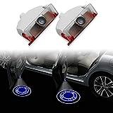 2 stücke LED Auto Tür Dekor Lampe Logo Laser Ghost Shadow Licht Luces Wireless für Mercedes Benz X204 W168 W169 W245 GLK 250 300 NEU Willkommen Licht