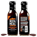 Insta-Meal Instant Pot Compatible Sauce, Sweet & Spicy Teriyaki Cooking Starter - Fast & Easy Recipes for Beginners & Beyond | Fresh and Healthy, No Prep Asian, One-Pot Pressure or Slow Cooker Meals