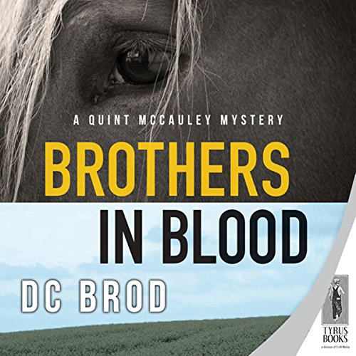 Couverture de Brothers in Blood