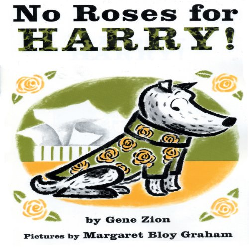 No Roses for Harry! audiobook cover art