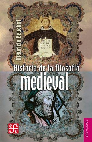 Historia de la filosofía medieval (Brevarios del Fondo de Cultura Economica) (Spanish Edition)