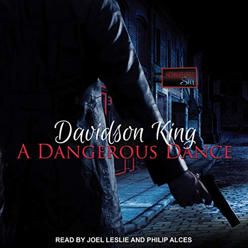 A Dangerous Dance audiobook cover art