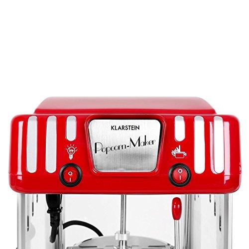 Klarstein Volcano Popcornmaschine - 4