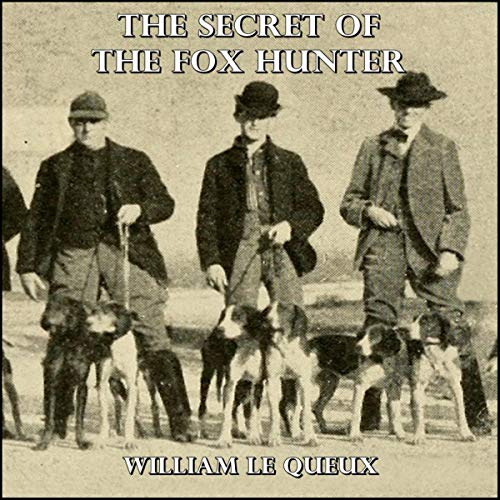 The Secret of the Fox Hunter Titelbild
