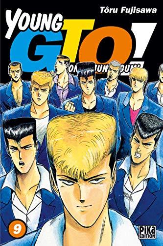 Young GTO T09: Shonan Junaï Gumi