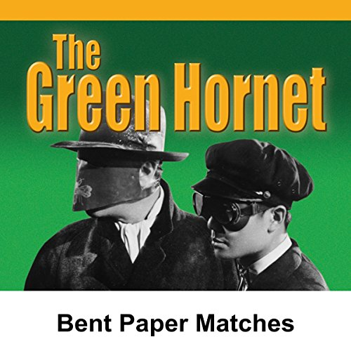 Bent Paper Matches audiobook cover art