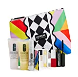 Clinique 2016 Spring 7 Pcs Skin Care & Makeup Gift Set (A $70 Value) - Color of Sweet