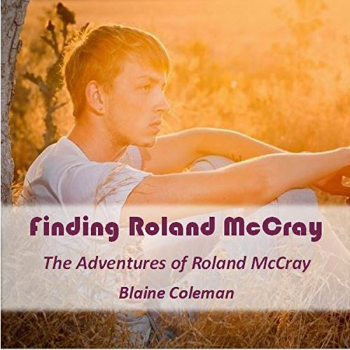 Finding Roland McCray audiobook cover art