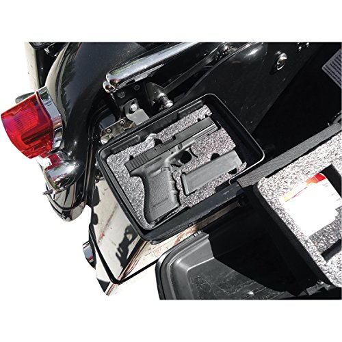 HardBagger Top Shelf Glock Foam Saddlebag Insert TS100HD-GLK