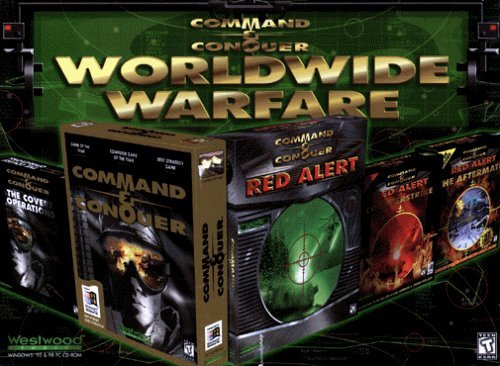 Command & Conquer: Worldwide Warfare - PC by Electronic Arts