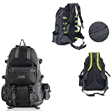 Hiking Backpack for Travel,Busidna 50L Large Capacity Hiking Backpack Watreproof for Hiking Running