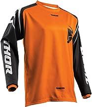 Thor Sector Zones Jersey Trikot Shirt Blau Schwarz Weiß Orange Rot Grün S M L XL 2XL 3XL