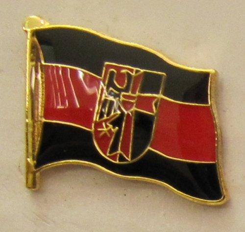 Pin Anstecker Flagge Fahne Sudetenland Flaggenpin Badge Button Flaggen Clip Anstecknadel