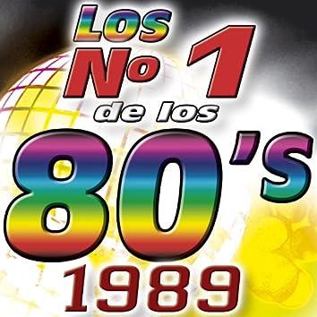 Los Numero 1 De Los 80's - 1989