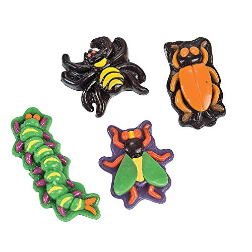 Realistic Gummy Bugs - Candy & Goodies - 454G