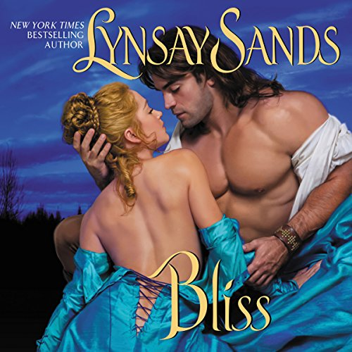 Bliss audiobook cover art