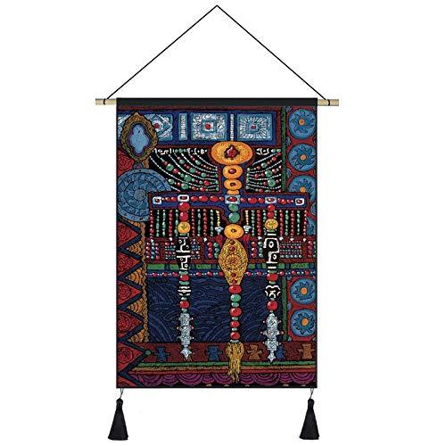 Decoratieve Hang Doek Woonkamer muur Opknoping Schilderij Stof Veranda Slaapkamer Beddengoed Schilderij Tapijten