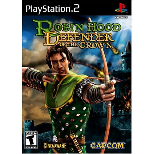Robin Hood Defender of the Crown - PlayStation 2 by Capcom