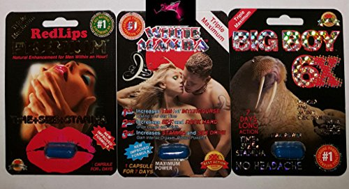 Mamba MIXXX- 20 Pills #1 BEST SELLERS Male Enhancement Pills - PLUS LOVE POTION PEN