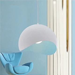 Nordic Chandelier Modern Pendant Lighting Minimalist Originality Personality Creative Semi-Circle Eggshell Led Dining Room...