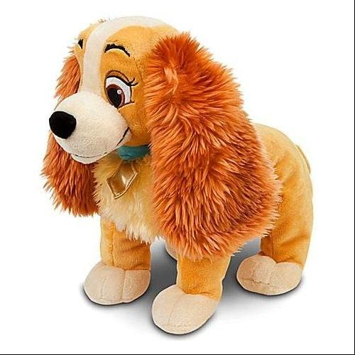 Disney The Lady & The Tramp Lady Exclusive 14-Inch Plush