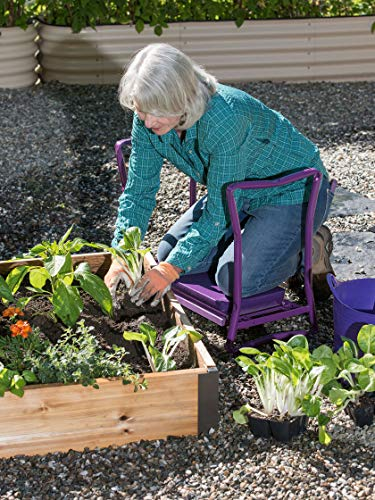 Gardener's Supply Company Folding Garden Kneeler