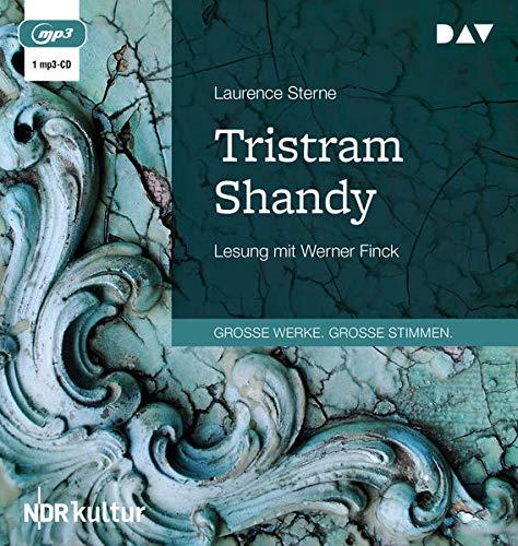 Das Leben und die Meinungen des Tristram Shandy: Lesung mit Werner Finck (1 mp3-CD)