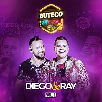 Buteco 24 Horas 2 (Ao Vivo / Vol. 1)