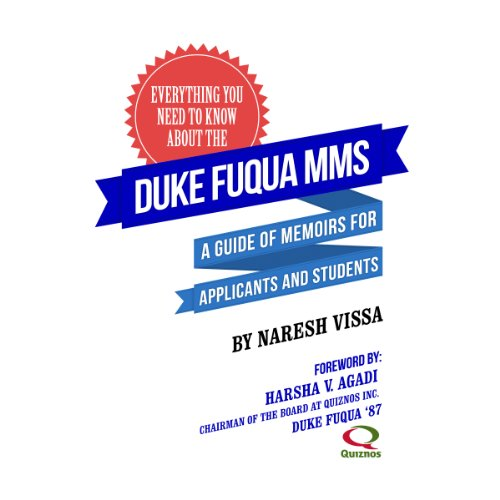 Everything You Need to Know About the Duke Fuqua MMS cover art