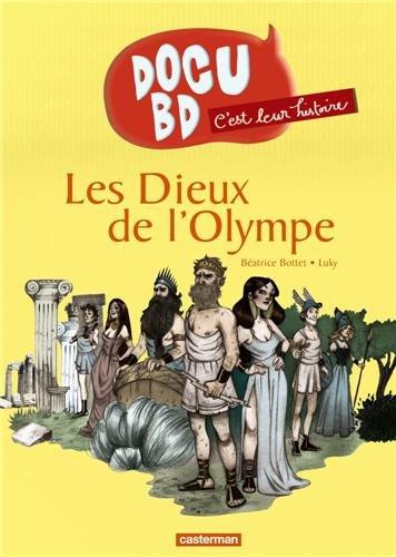 C'est leur histoire, Tome 3 : Les dieux de l'Olympe