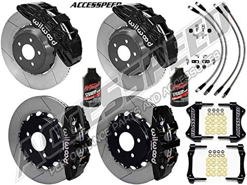 WILWOOD CAMARO BIG BRAKE KIT Free Shipping New Save money FRONT WITH COMBO PACKAGE REAR FRE