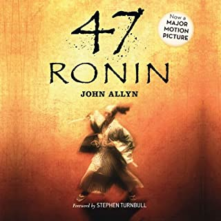 47 Ronin audiobook cover art