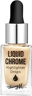Barry M Liquid Chrome Highlighter Drops, Beam Me Up
