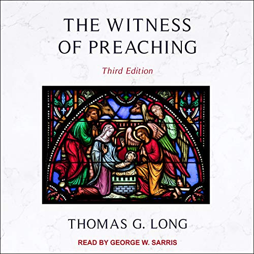 The Witness of Preaching cover art