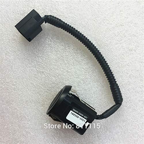Preto : Sensores de estacionismo 39693SWWG01 39693-SWW-G01 Para CRV, frete grátis, a cor preta, capteur ultrasonique, capteur Automatique