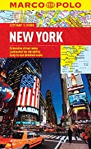 New York Marco Polo City Map (Marco Polo City Maps) by Marco Polo Travel (2012-06-25)
