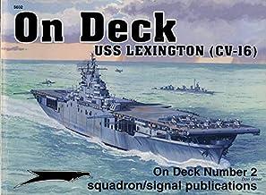 USS Lexington (CV-16) on Deck