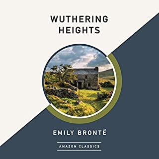 Couverture de Wuthering Heights (AmazonClassics Edition)