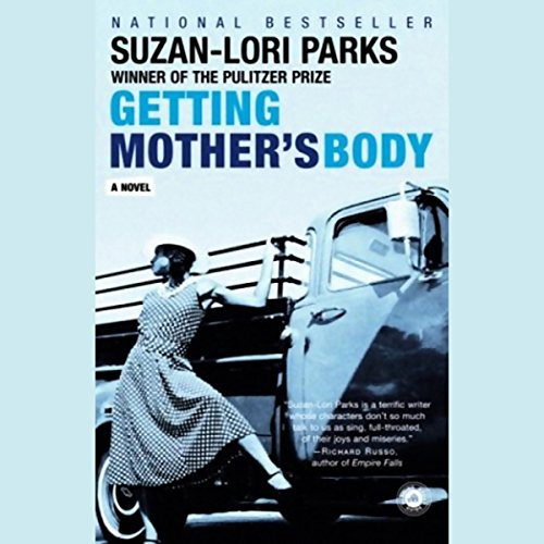 Getting Mother's Body audiobook cover art